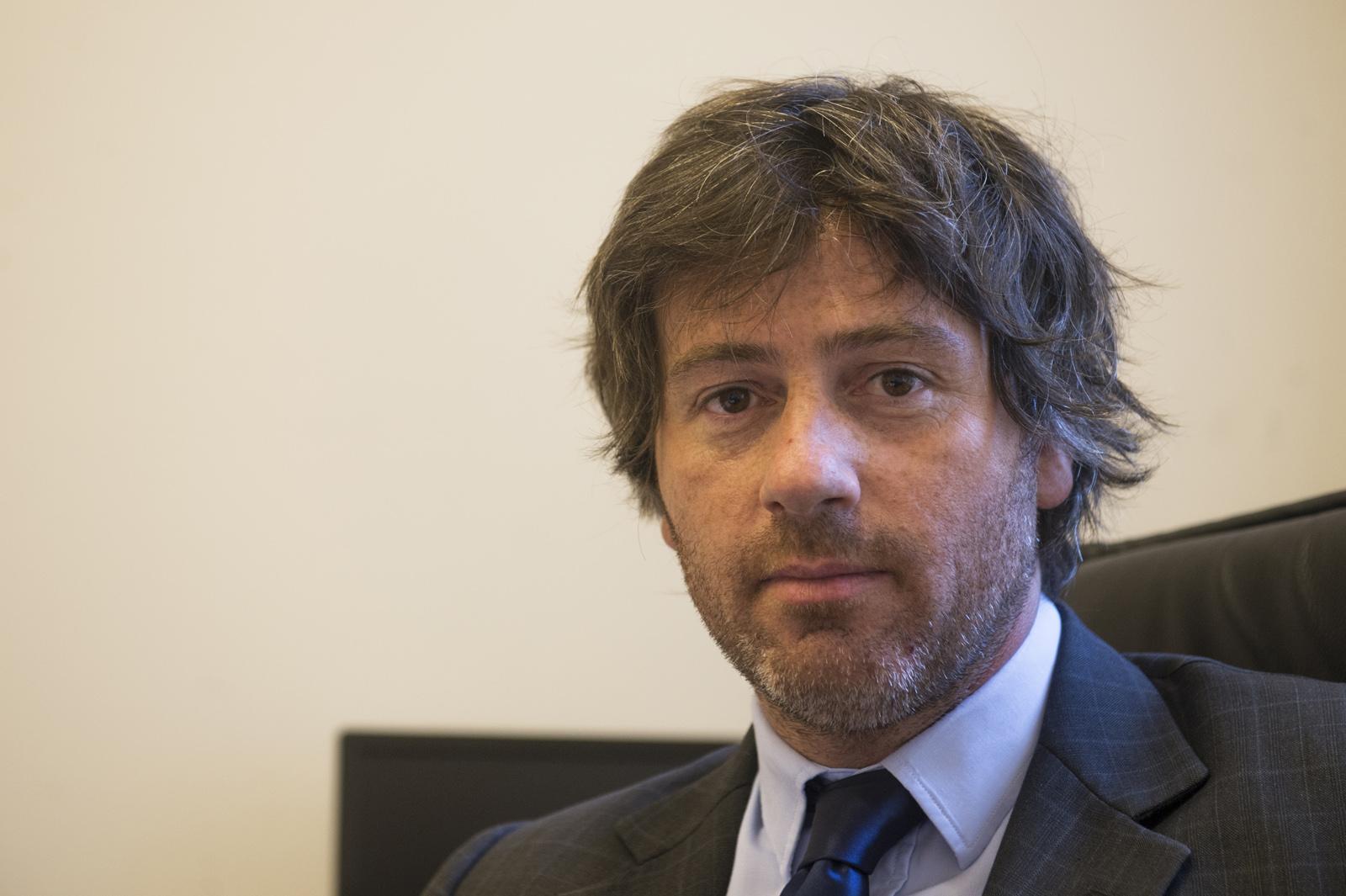 Juan Mahiques, subsecretario de Relaciones con el Poder Judicial y Asuntos Penitenciarios del Ministerio de Justicia