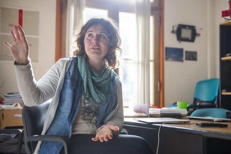 Miriam Priotti, directora.
