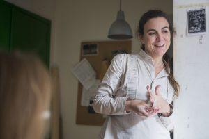 Moira Rubio Brennan, directora.