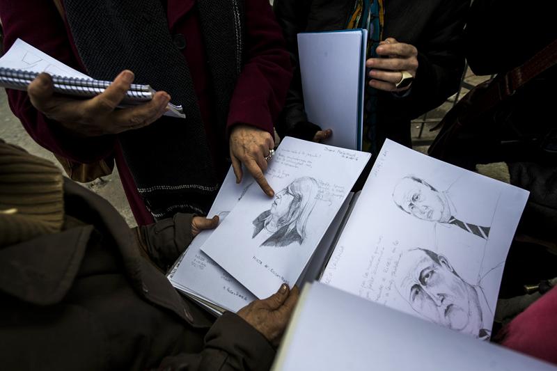 Dibujos urgentes