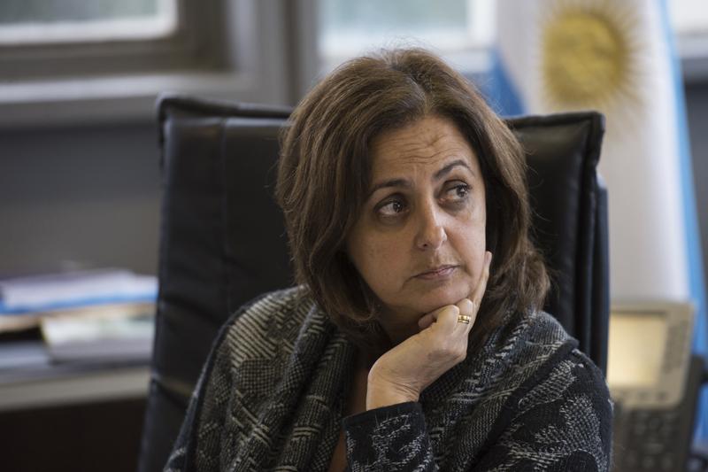 """Rodriguez: """"Trabajamos en mejorar el modelo organizacional de la Justicia"""""""