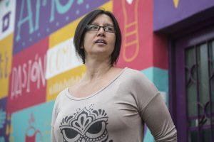Natalia Joannaz, voluntaria y coordinadora de la Fundación Sí