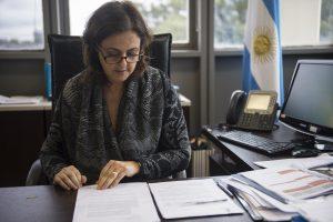 María Fernanda Rodríguez, subsecretaria de Acceso a la Justicia