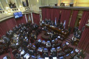 Sesión extraordinaria del Senado aprobó los pleigos propuestos por el Ejecutivo