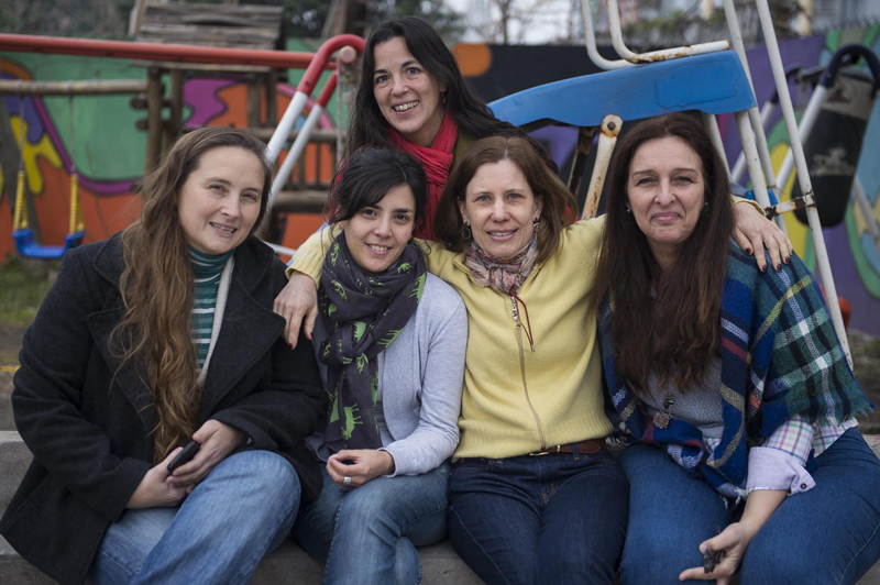 Fundacion Juanito, directora Gilda Podesta, coordinadora gral de tareas profesionales