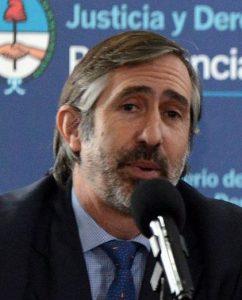 Carlos González Guerra, director nacional de Política Criminal