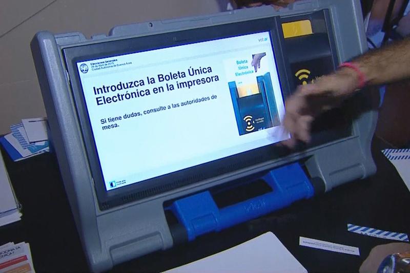 Voto electrónico 1