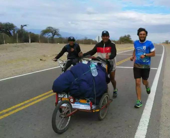 Martín Rodríguez - Viaje Solidario
