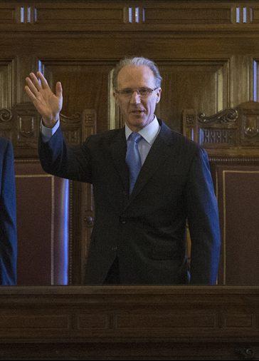Rosenkrant(z; jura; juez de la Corte Suprema de Justicia de la Nación