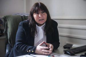 Nota a Gabriela Amenta, directora de Promoción y Desarrollo de Prácticas contra la Discriminación del INADI.