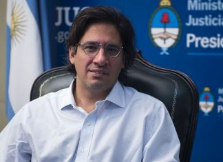 Germán Garavano - Entrevista