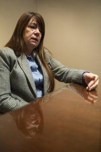 Silvia Romero; Asociación Madres del Corazón