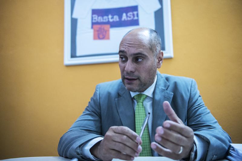 ONG Basta ASI, contra el abuso sexual infantil, Jorge Ponce;