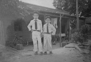 Recuerdo a los 6 años- Hermanos Samuel y Gabriel Rueda