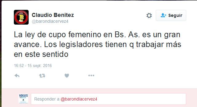 Claudio Benitez