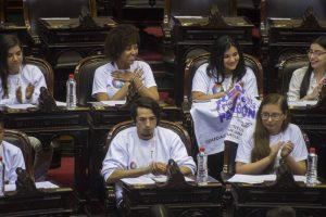 Parlamento Federal Juvenil INADI 2016