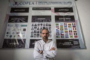 Corte Penal Latinoamericana y del Caribe contra el Crimen Organizado (COPLA). Fernando Iglesias