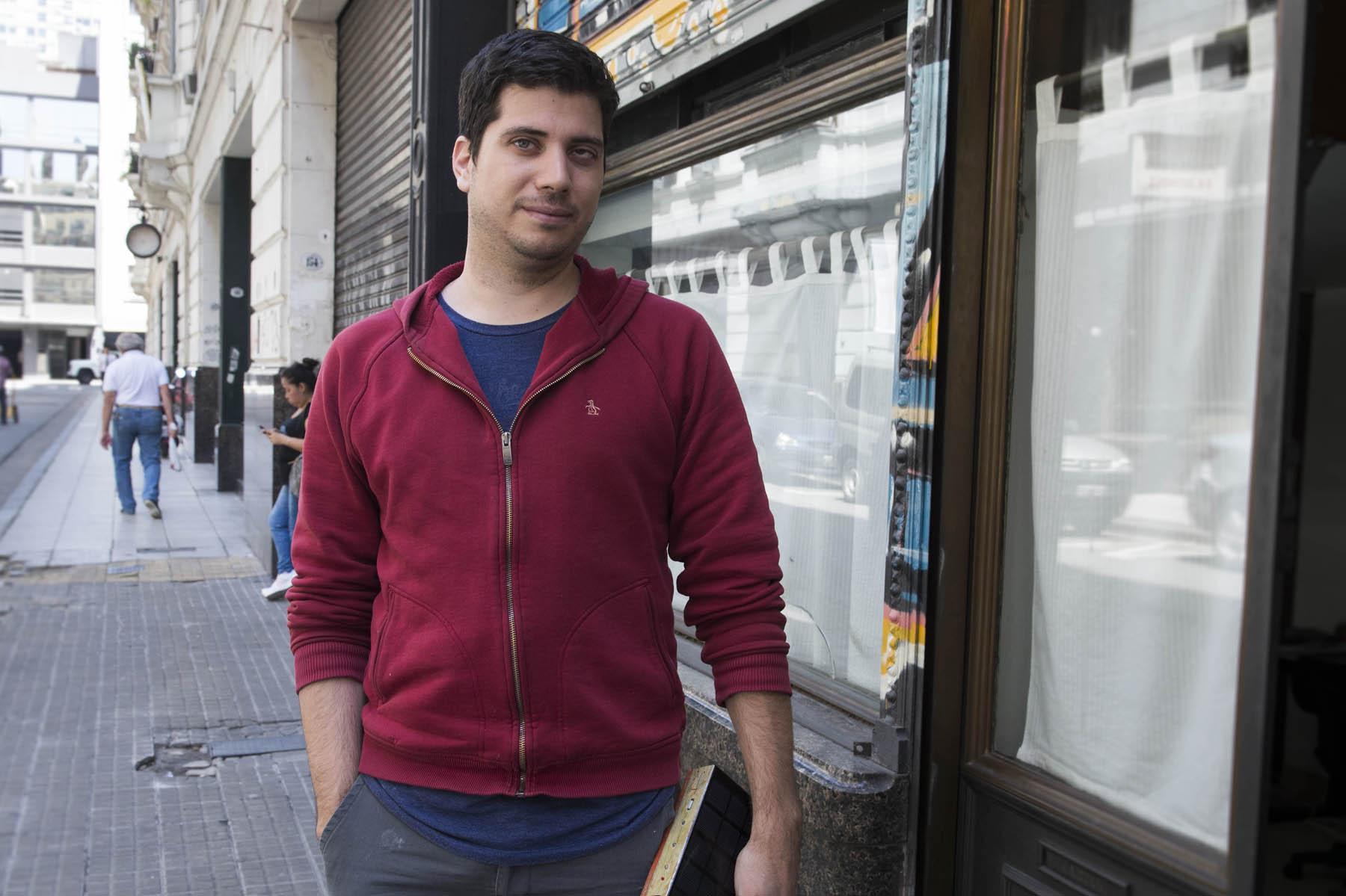 Nota a Leandro Magri, director general de Colectando Sol.