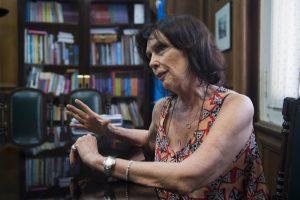 Nota a Marta Laferrieri, coordinadora del programa UBA 22 en cárceles.