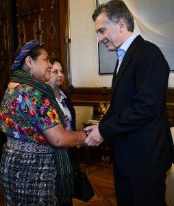 Foto: Casa Rosada