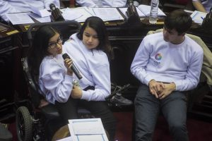 Parlamento Federal Juvenil INADI