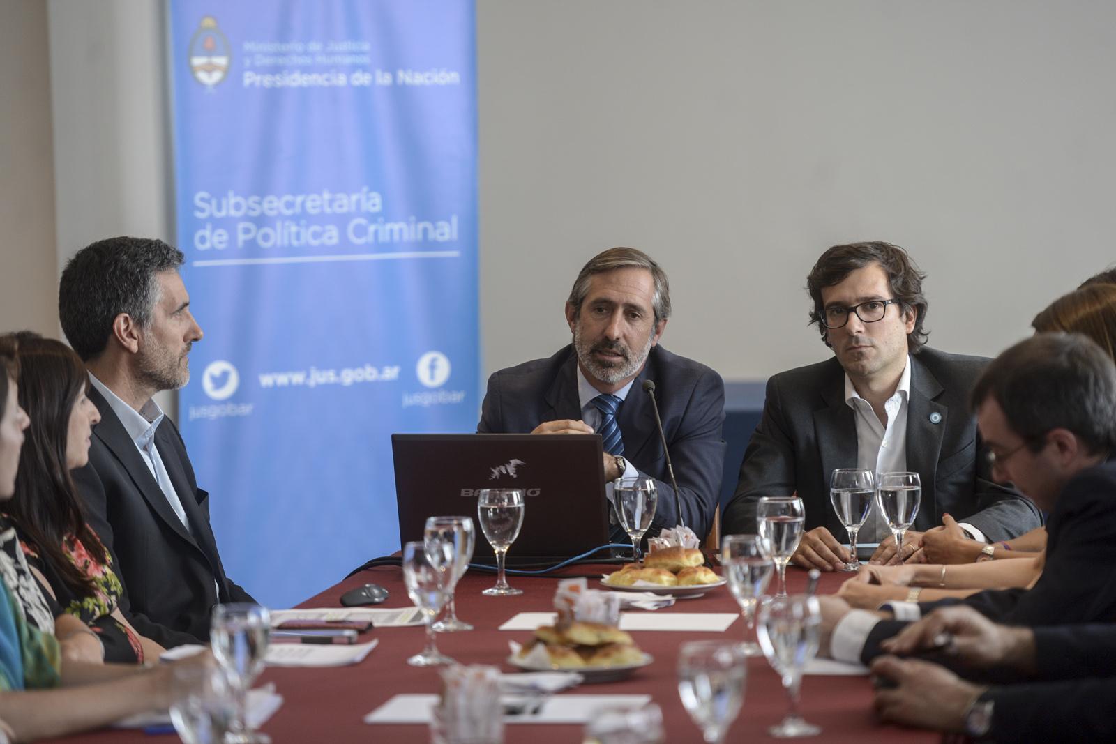 Carlos González Guerra, Director nacional de Política Criminal en Justicia y Legislación Penal