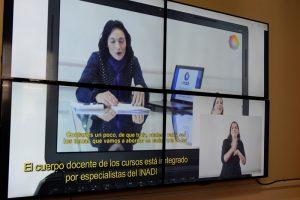 Foto del Campus Virtual