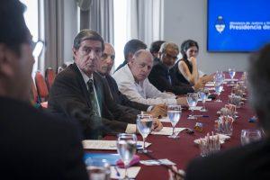 Reunión con Jueces (Sistema de Responsabilidad Penal Juvenil)