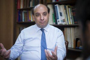 Gustavo Schötz, director Nacional del Derecho de Autor