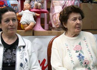 Mirna y Ana juntan para donar a escuelas rurales