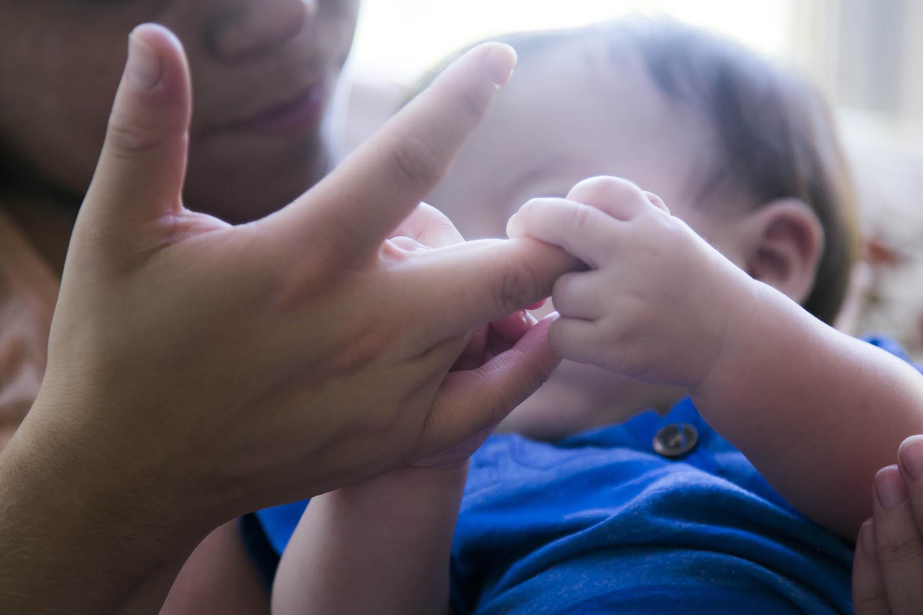 La primera hora junto al bebé es fundamental