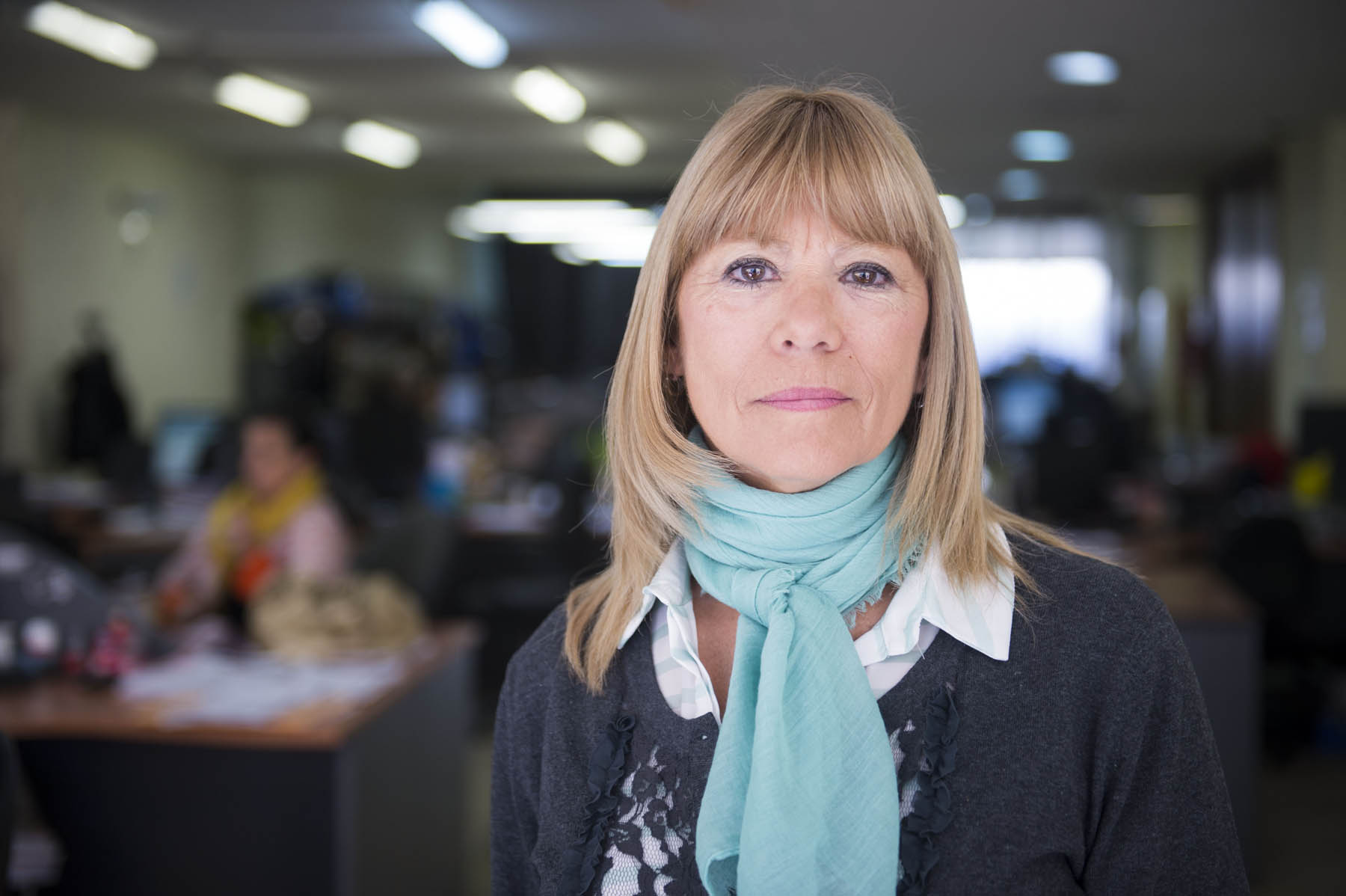Entrevista a Mediadora Miriam Markus, Licenciada en Ciencias de la Educación