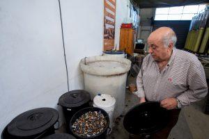Proyecto de reciclado de Pilas: Planta Piloto de Tratamiento de