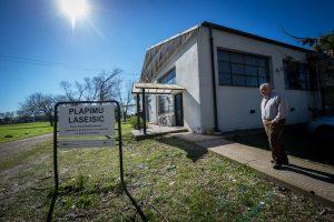 La planta es ecocompatible con el medioambiente (La Plata, Provincia de Buenos Aires)