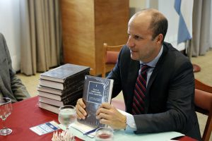 Mariano Borinsky sostienen el digesto del Código