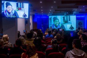 La producción es federal con historias de vida de migrantes en el país