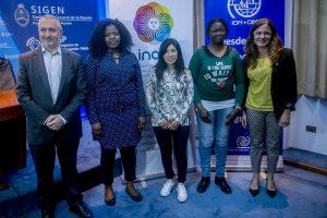 """El INADI y la Organización Internacional para las Migraciones (OIM) lanzaron la campaña """"Soy Migrante"""""""