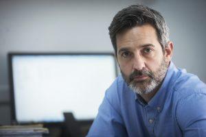 Pablo Turano, fiscal. Fiscalía Penal Económica 1.
