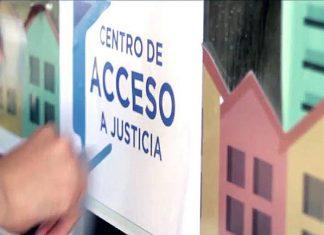 Centro de Acceso a justicia