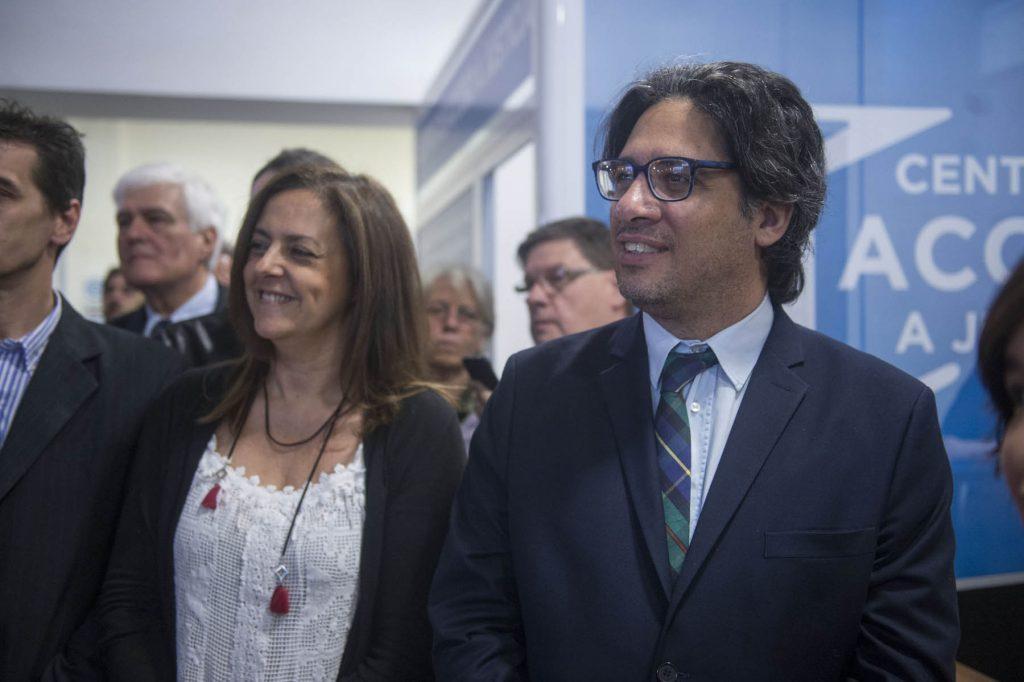 Inauguración CAJ en Avellaneda