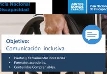 Pautas de Comunicación Inclusiva