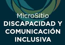 MicroSitio Comunicación Inclusiva
