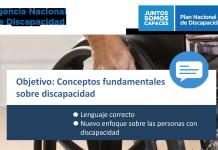 Conceptos sobre discapacidad