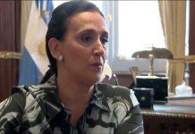 Entrevista a Gabriela Michetti - Vicepresidente