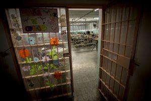 El taller del complejo penitenciario de mujeres