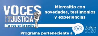 Ingresá al Micrositio Tu Voz en la Radio