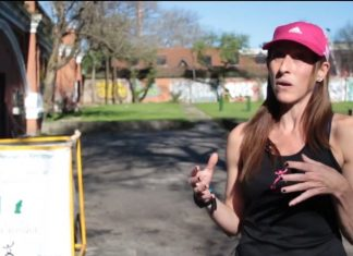 María José Rutilo - Zapatillas Verdes