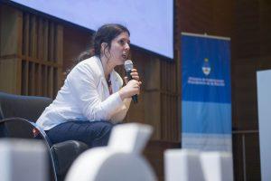 Constanza Orbaiz, psicopedagoga