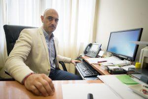 Marcelo Lopez, delegado administrativo  (IGJ)