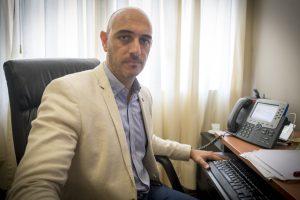 Marcelo López, Director Administrativo de la IGJ